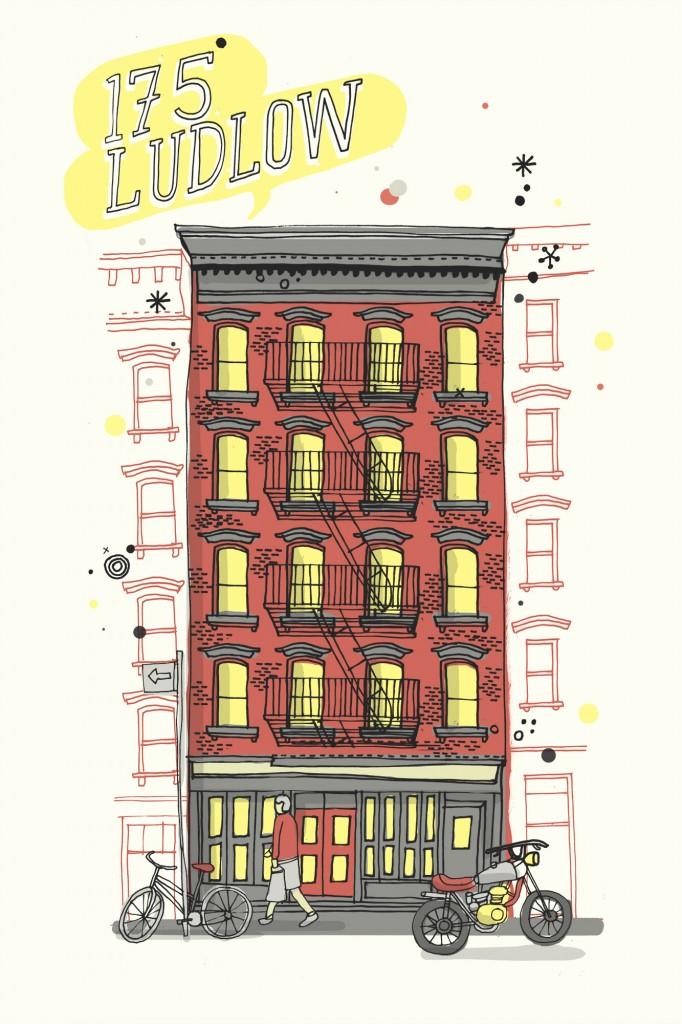 175 Ludlow St, New York, NY 10002