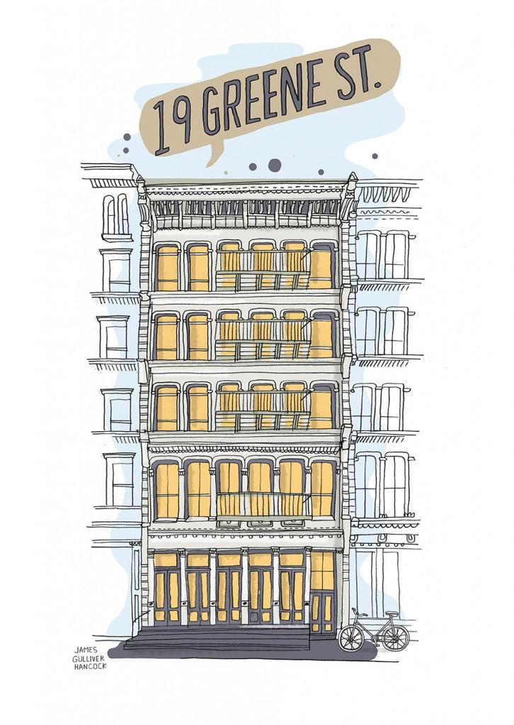 19 Greene Street, New York, NY 10013