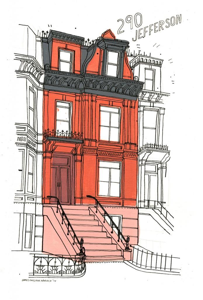 290 JEFFERSON AVENUE, BROOKLYN, NY, 11237