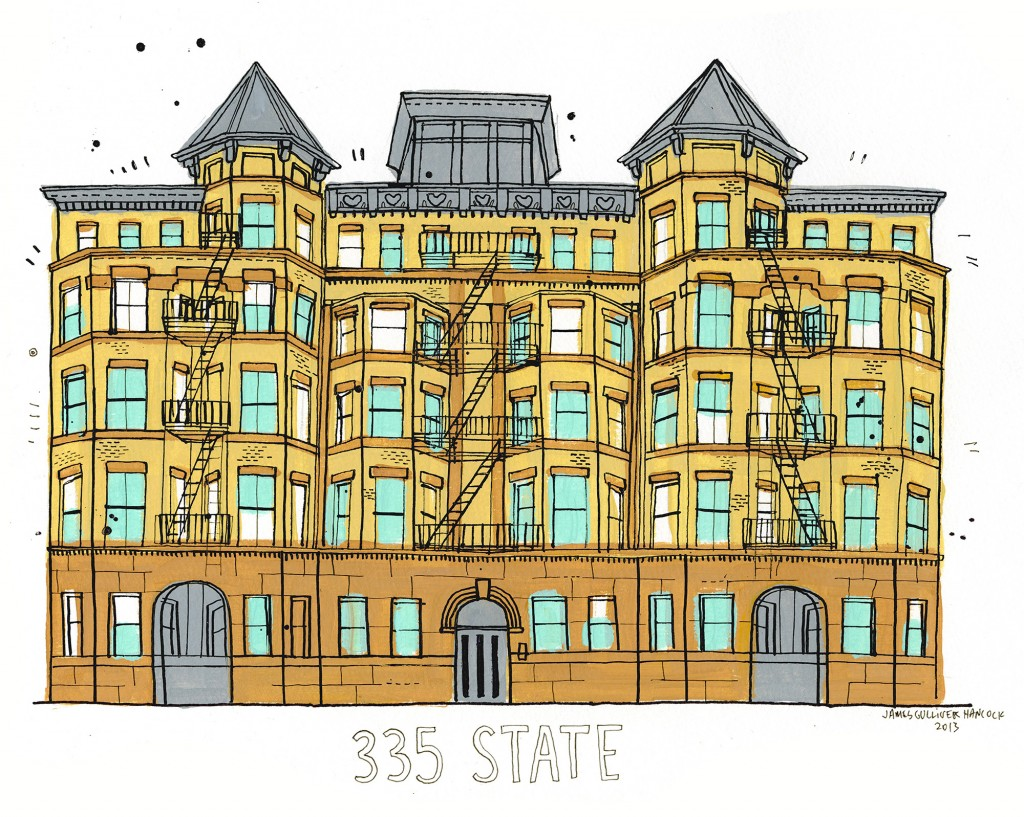 335 STATE STREET, BROOKLYN, NY 11217
