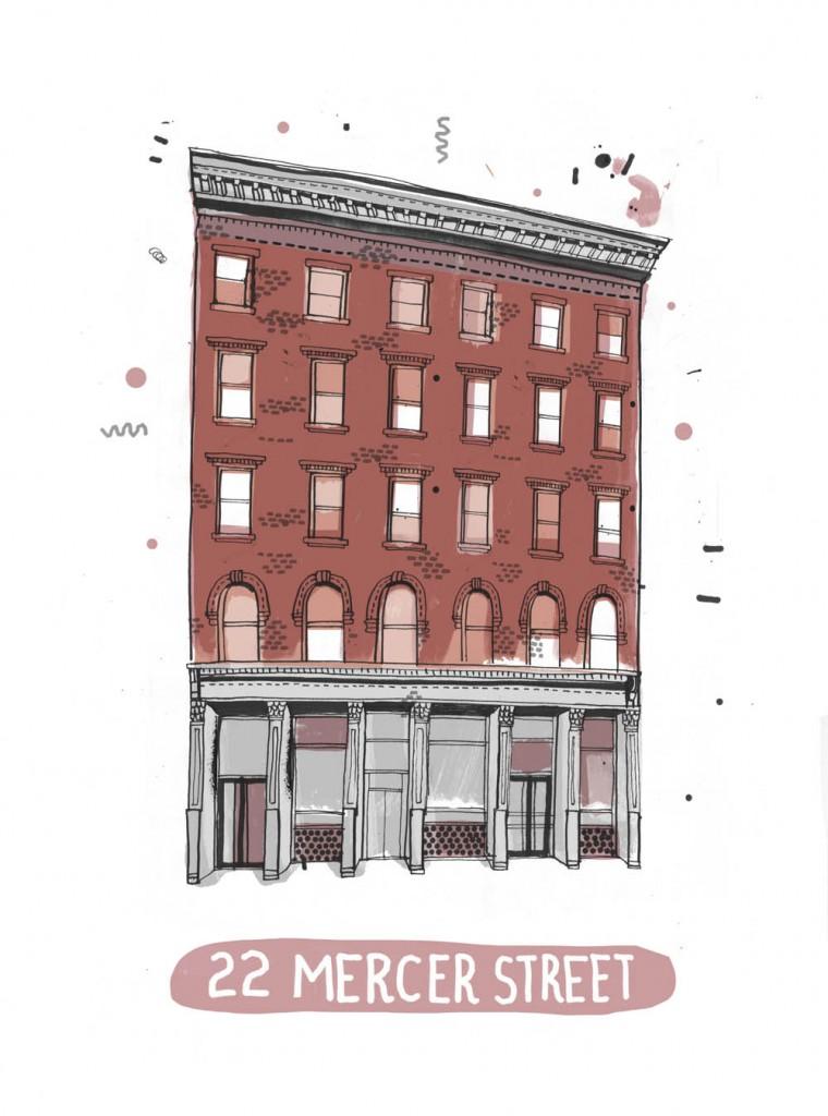 22 MERCER STREET, NEW YORK, NY 10013