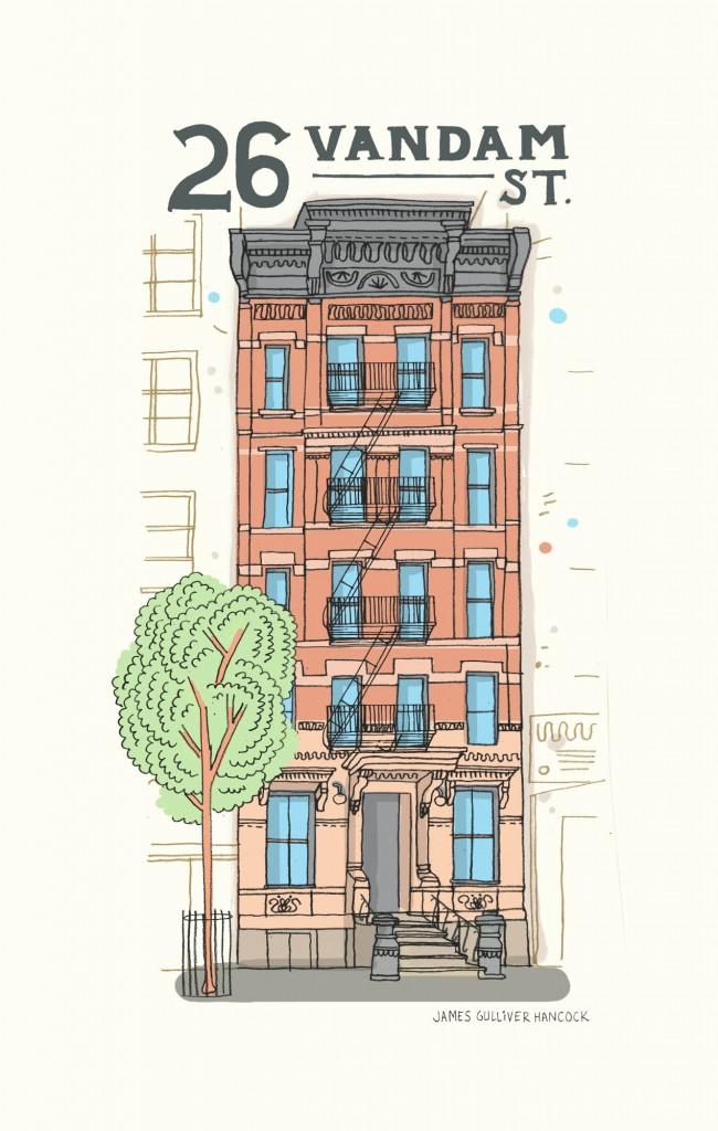 26 Vandam St, New York, NY 10013