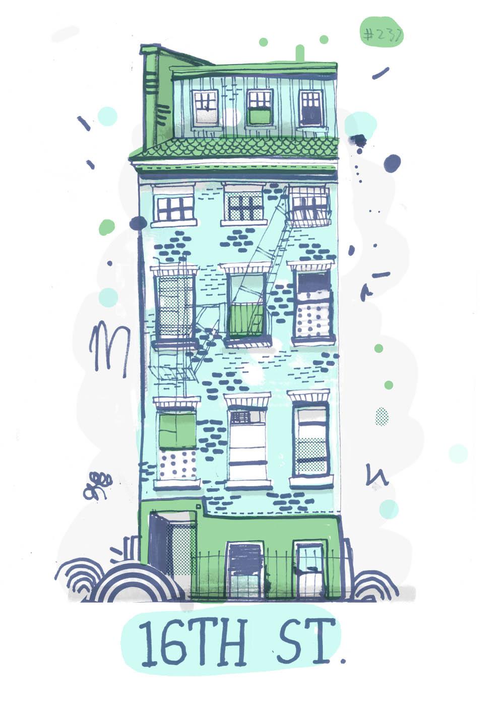 237 16th st. New York, NY, 10011
