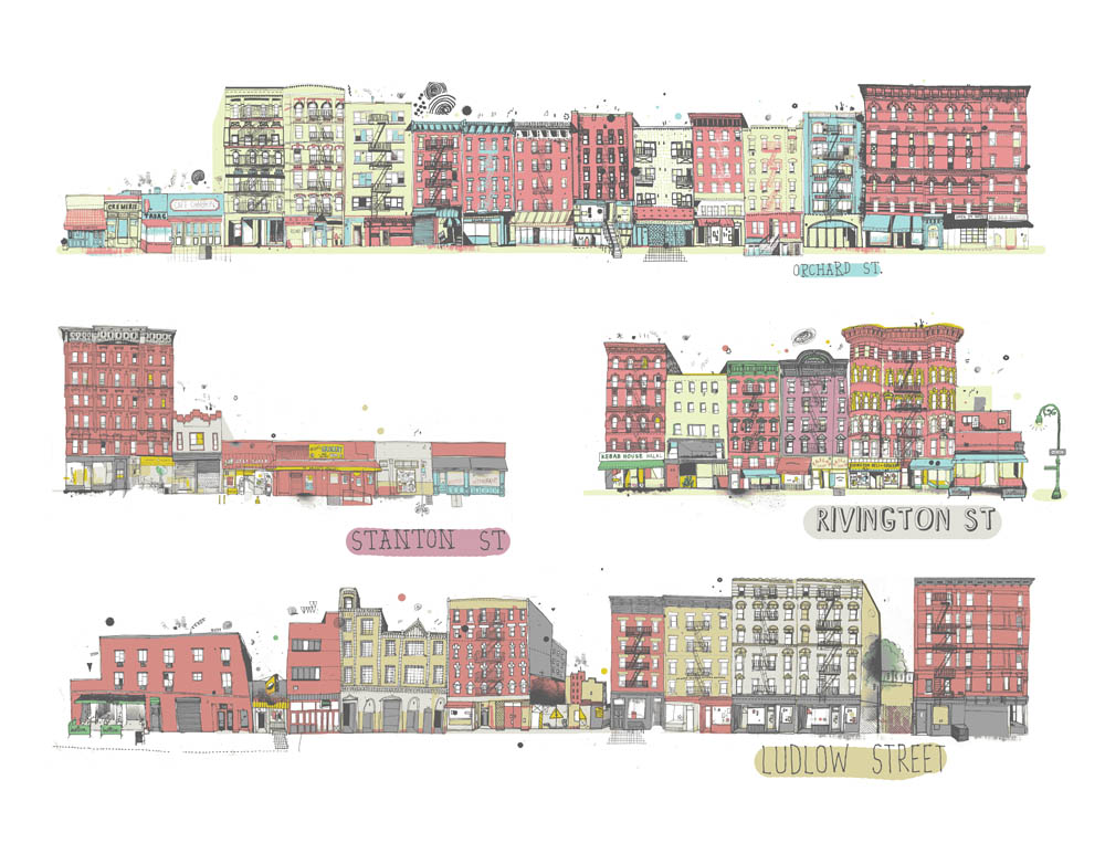 166 – 144 Orchard St. , 88 – 98 Rivington St. , 137 – 159 Ludlow St. , 101 – 95 Stanton St, NEW YORK, NY, 1002